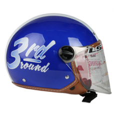 LS2 OF560 ROUND HELMET