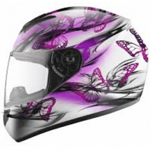 LS2 FF351 FLUTTER GS FULL FACE HELMET