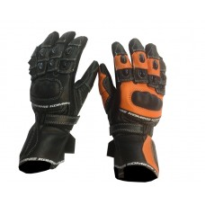KOMINE LONG GLOVE FOR KINDS LEATHER