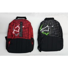 DAREDEVIL BAG BK/RD