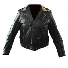 MOTOBELL LEATHER JACKET ENFIELD KD