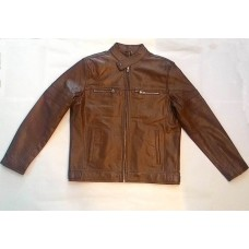 MOTOBELL DKTAN LEATHER JACKET 0033