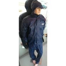 REV-RIDER RAINCOAT RR HM01 BL