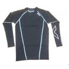 MOTOBELL 2XU 208A LONG SLEEVE INNER SHIRT