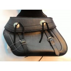 MOTOBELL SADDLE BAG LEATHER